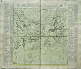 Celestial map of the sky in 1730. Part 4.