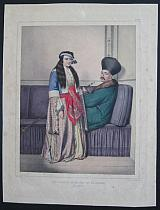 An Armenian and his Wife.