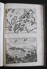 Description of the Morea formerly the Peloponnesus and the countries and islands of the coast of the Morea and within the gulf of Venice; Corfu, Kefalonia, Levkada and Zante...